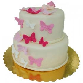 tort pentru botez